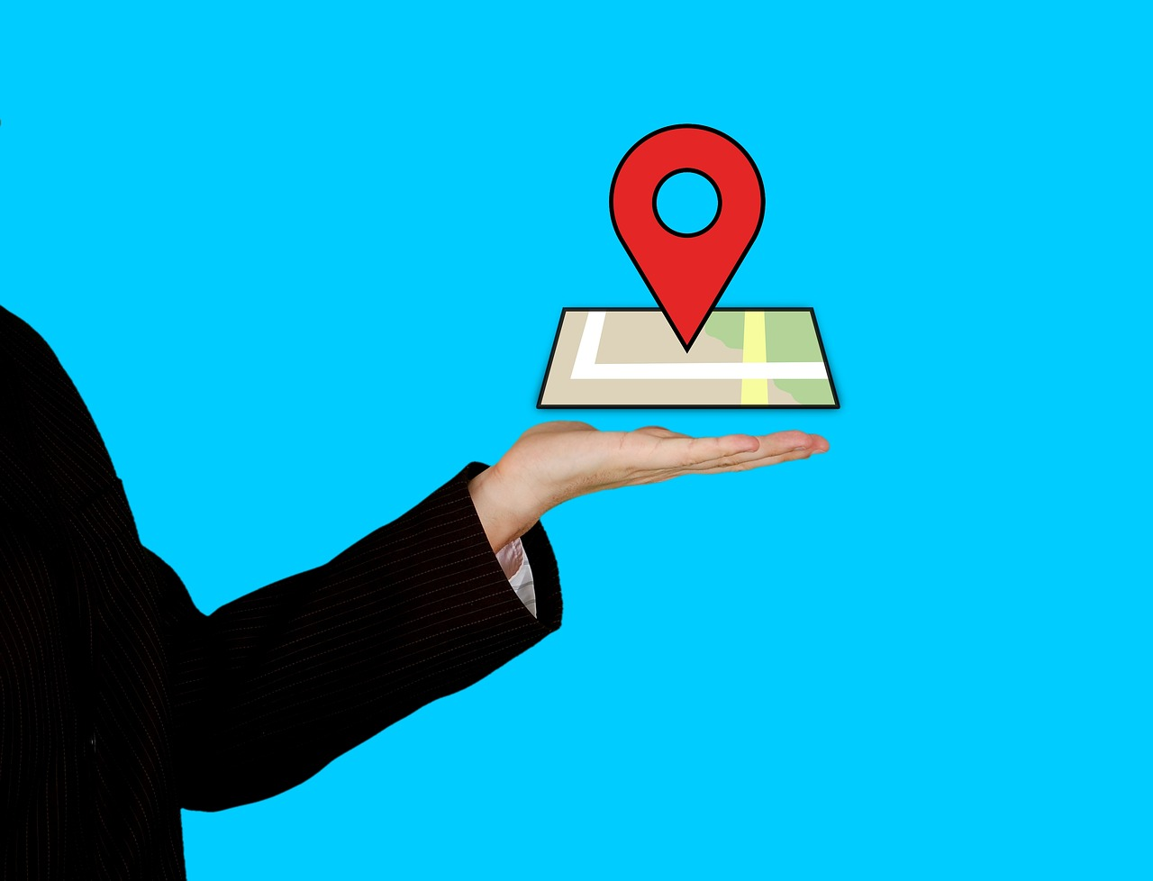 rank higher on google maps